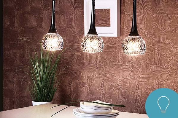 Wohnraumleuchten - Licht schafft Atmosphäre